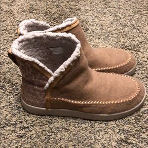 Sanyo booties excellent used condition!